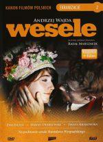 """""""Wesele"""" w reżyserii Andrzeja Wajdy to film oparty na tekście Stanisława Wyspiańskiego o tym samym tytule. Scenariusz tej, wyjątkowej kinowej adaptacji przygotował Andrzej Kijowski. Film miał swoją premierę 1 września 1973 roku."""
