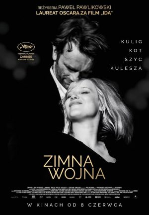 Historia wielkiej i trudnej miłości dwojga ludzi, którzy nie potrafią być razem oraz jednocześnie żyć bez siebie. W tle wydarzenia zimnej wojny lat 50. w Polsce, Berlinie, Jugosławii, a także Paryżu.