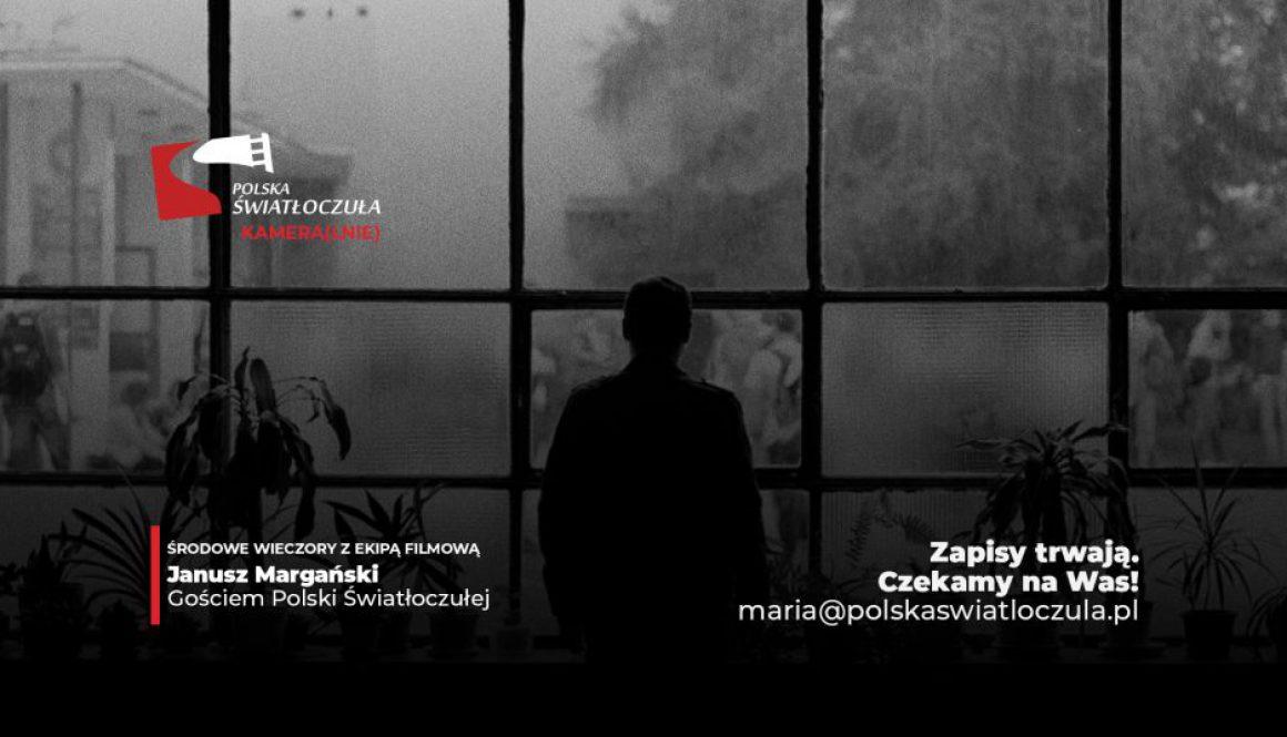 Kameralnie facebook cover photo - janusz margański wersja 2